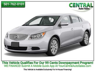 2010 Buick LaCrosse CXL | Hot Springs, AR | Central Auto Sales in Hot Springs AR