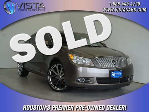 2010 Buick LaCrosse CXL in Houston, Texas