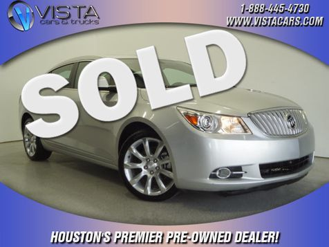 2010 Buick LaCrosse CXS in Houston, Texas