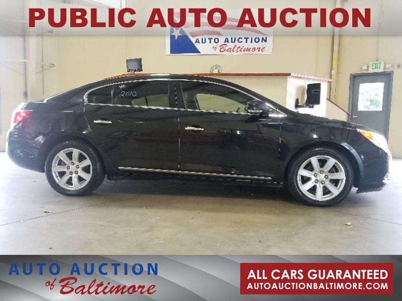 2010 Buick LaCrosse CXL | JOPPA, MD | Auto Auction of Baltimore  in JOPPA MD