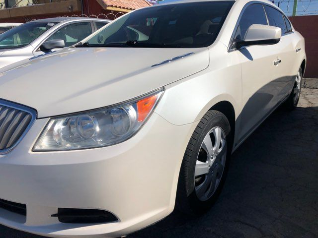 2010 Buick LaCrosse CX CAR PROS AUTO CENTER (702) 405-9905 Las Vegas, Nevada 1