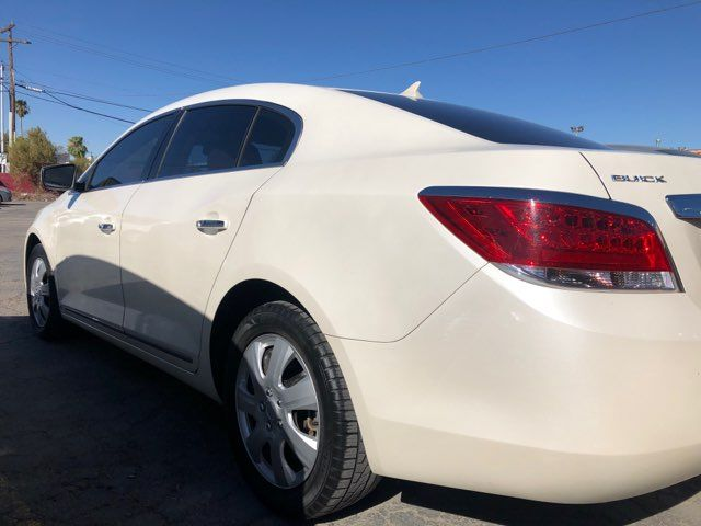 2010 Buick LaCrosse CX CAR PROS AUTO CENTER (702) 405-9905 Las Vegas, Nevada 2