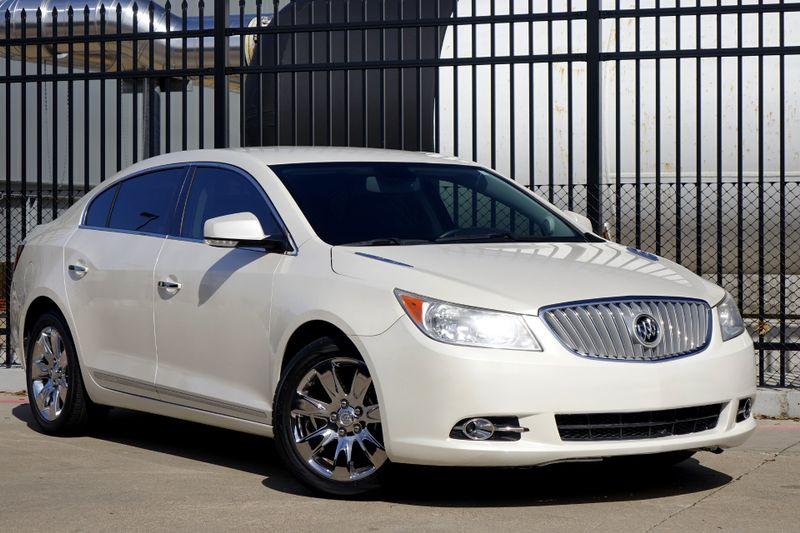 2010 Buick LaCrosse CXS* Leather* Navi* BU Cam* EZ Finance** | Plano, TX | Carrick's Autos in Plano TX
