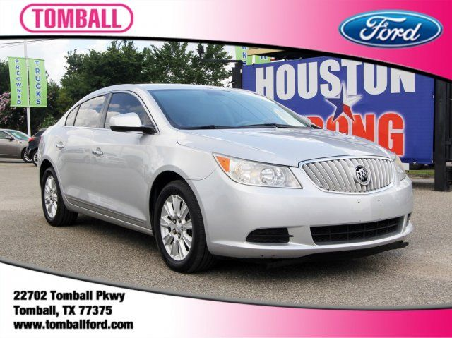2010 Buick LaCrosse CX in Tomball, TX 77375