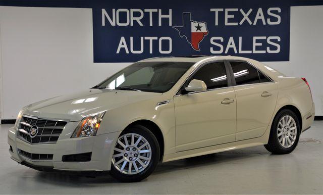 2010 Cadillac CTS 3.0