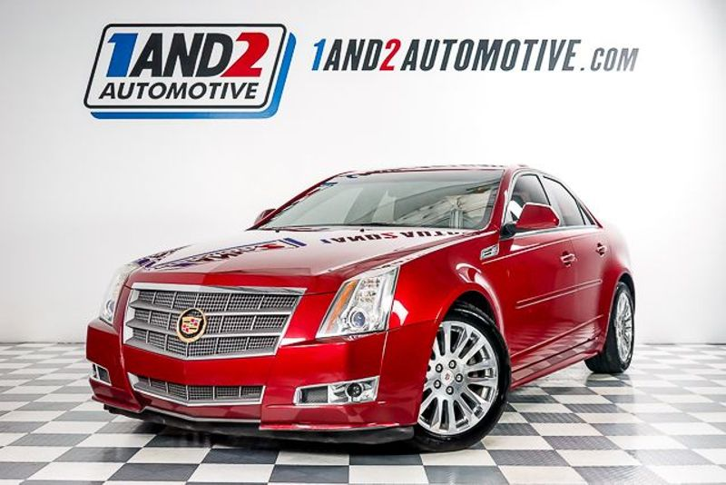 2010 Cadillac CTS Sedan Premium in Dallas TX