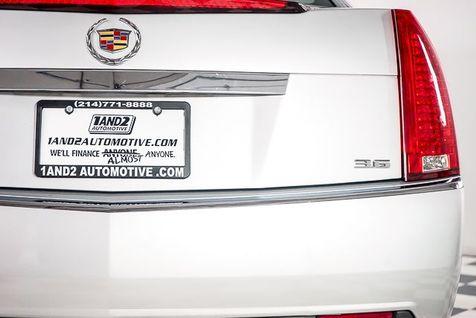 2010 Cadillac CTS Sedan Performance in Dallas, TX