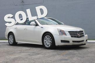 2010 Cadillac CTS Sedan Hollywood, Florida