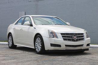 2010 Cadillac CTS Sedan Hollywood, Florida 1