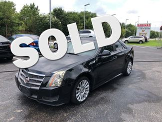 2010 Cadillac CTS Sedan luxury Houston, TX