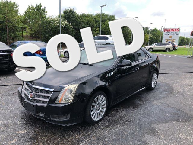 2010 Cadillac CTS Sedan luxury Houston, TX 0