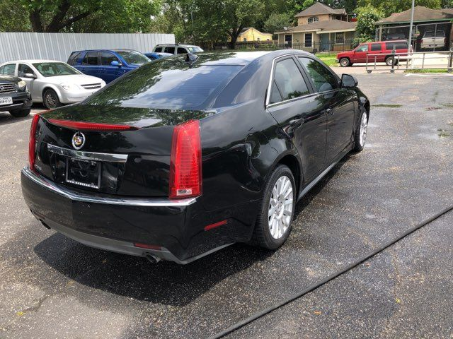 2010 Cadillac CTS Sedan luxury Houston, TX 9