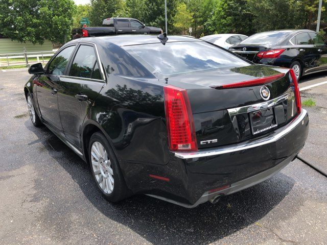 2010 Cadillac CTS Sedan luxury Houston, TX 11
