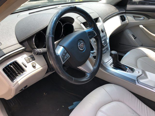 2010 Cadillac CTS Sedan luxury Houston, TX 13