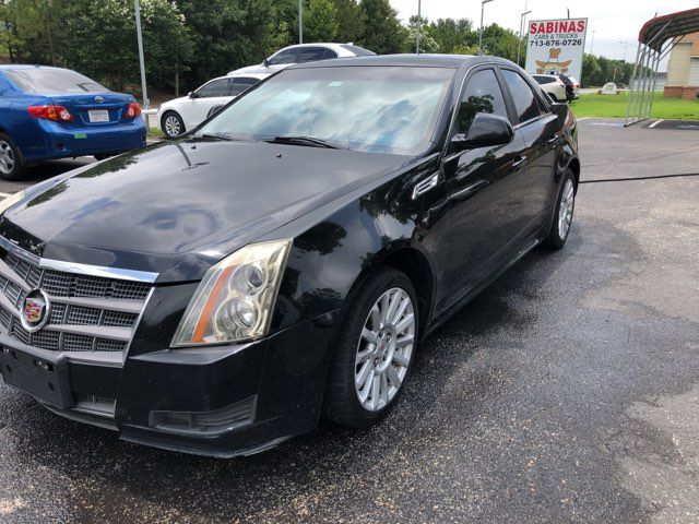 2010 Cadillac CTS Sedan luxury Houston, TX 2