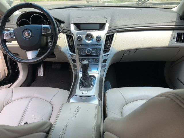2010 Cadillac CTS Sedan luxury Houston, TX 19