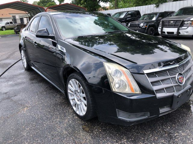 2010 Cadillac CTS Sedan luxury Houston, TX 4