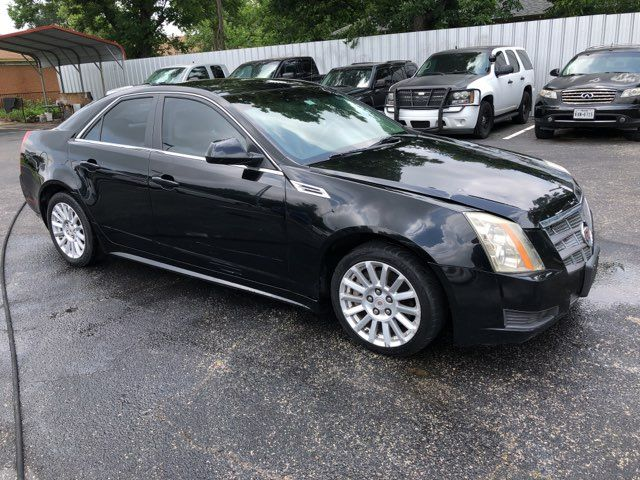 2010 Cadillac CTS Sedan luxury Houston, TX 5
