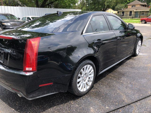 2010 Cadillac CTS Sedan luxury Houston, TX 8