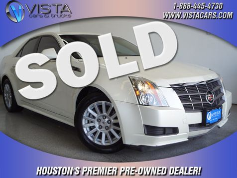 2010 Cadillac CTS Sedan Luxury in Houston, Texas