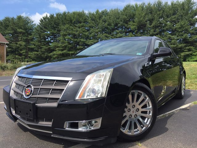 2010 Cadillac CTS Sedan Premium in Leesburg, Virginia 20175