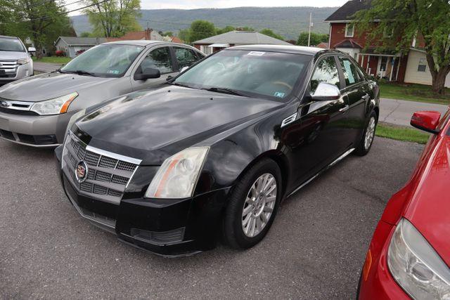 2010 Cadillac CTS Sedan Luxury