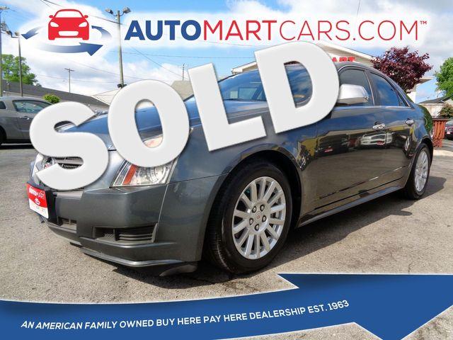 2010 Cadillac CTS Sedan Luxury | Nashville, Tennessee | Auto Mart Used Cars Inc. in Nashville Tennessee