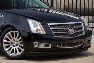 2010 Cadillac CTS Sedan PREMIUM AWD * Navi * PANO ROOF * A/C Seats * BOSE Plano, Texas 18