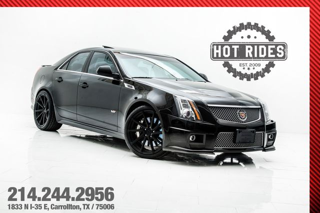 2010 Cadillac CTS-V Sedan With Many Upgrades in Carrollton, TX 75006