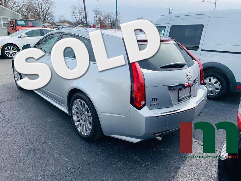 2010 Cadillac CTS Wagon Premium   Granite City, Illinois   MasterCars Company Inc. in Granite City Illinois