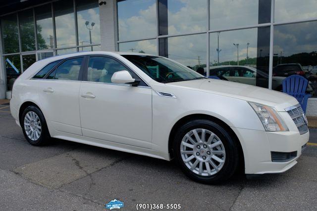 2010 Cadillac CTS Wagon Luxury