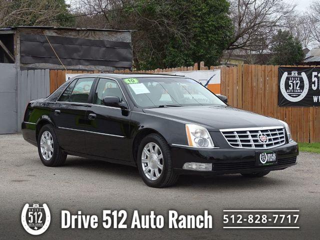 2010 Cadillac DTS w/1SA