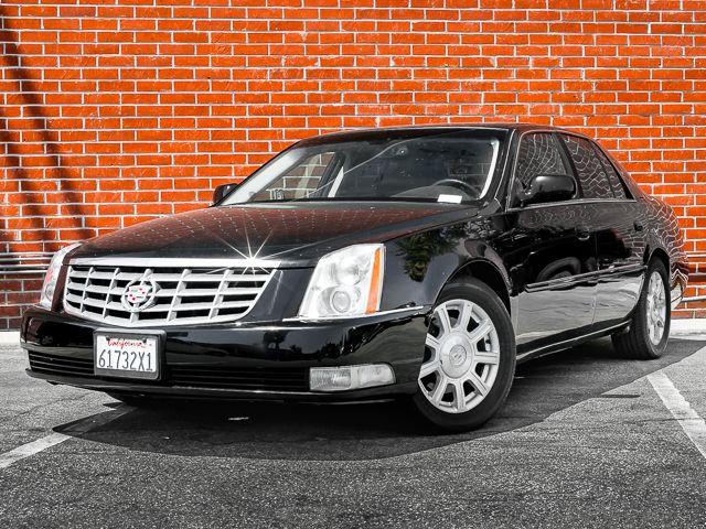 2010 Cadillac DTS w/1SA Burbank, CA 0