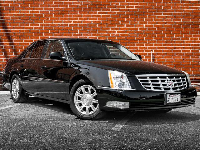 2010 Cadillac DTS w/1SA Burbank, CA 1