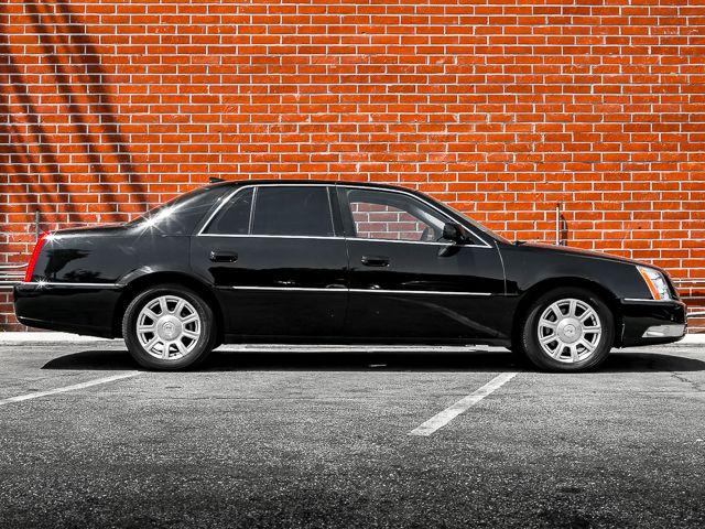 2010 Cadillac DTS w/1SA Burbank, CA 4