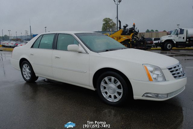 2010 Cadillac DTS / LUXURY w/1SA