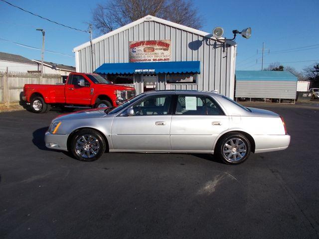 2010 Cadillac DTS w/1SD Shelbyville, TN 2