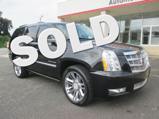 2010 Cadillac Escalade Platinum Edition Canton , GA
