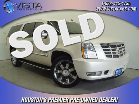 2010 Cadillac Escalade ESV Luxury in Houston, Texas