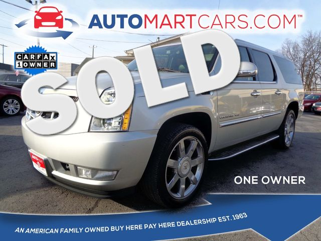 2010 Cadillac Escalade ESV Luxury | Nashville, Tennessee | Auto Mart Used Cars Inc. in Nashville Tennessee