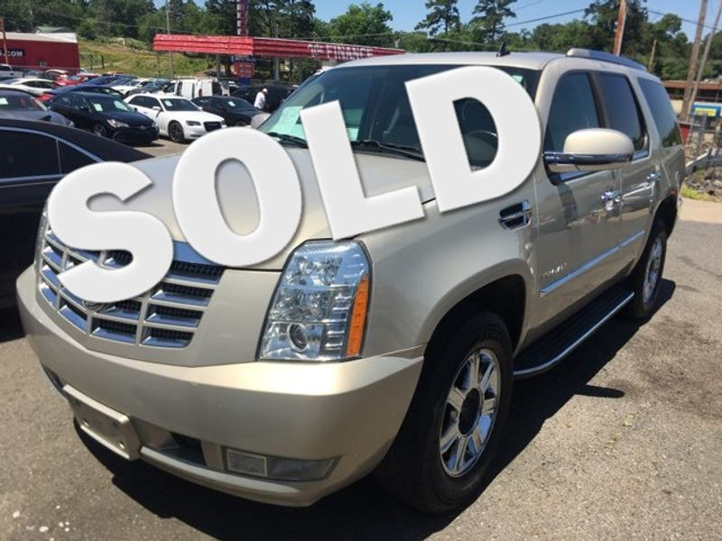 2010 Cadillac Escalade Base - John Gibson Auto Sales Hot Springs in Hot Springs Arkansas