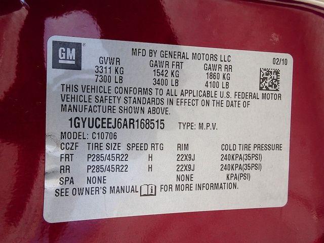 2010 Cadillac Escalade Hybrid Hybrid Madison, NC 56