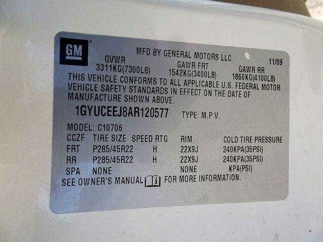 2010 Cadillac Escalade Hybrid Hybrid Madison, NC 55