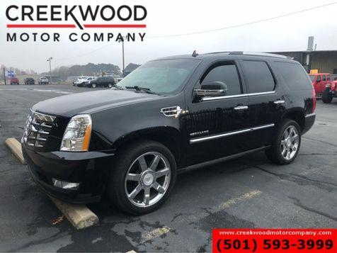 2010 Cadillac Escalade Premium AWD Luxury Black Chrome 22s Nav Roof TvDvd in Searcy, AR