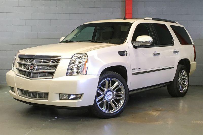 2010 Cadillac Escalade Platinum Edition  city CA  M Sport Motors  in Walnut Creek, CA