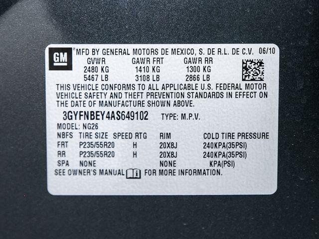 2010 Cadillac SRX Performance Collection Burbank, CA 32
