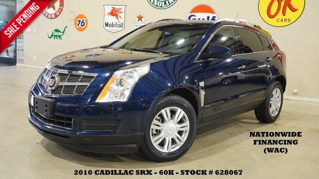 2010 Cadillac SRX Luxury Collection ULTRA ROOF,HEATED LEATHER,PAR...