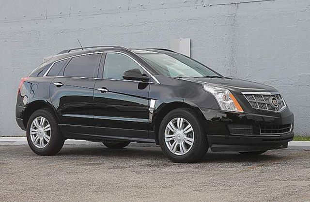 2010 Cadillac SRX Base Hollywood, Florida 22