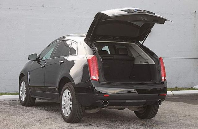 2010 Cadillac SRX Base Hollywood, Florida 34