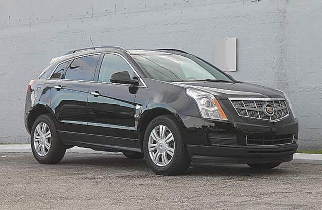 2010 Cadillac SRX Base Hollywood, Florida 30